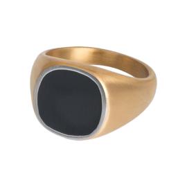 Ring Rover - Mat goud