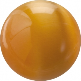orange Cateye ball