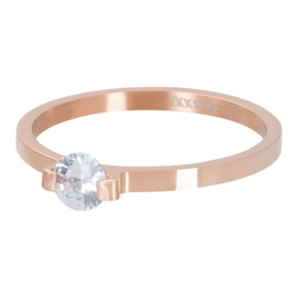 iXXXi  Vulring Mini glamour Stone - 2mm Rosé