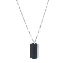 Necklace Dogtag - Inox