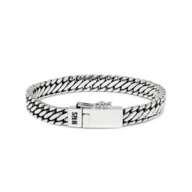 195 Bold armband 8 mm - Silk