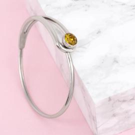 Melano Jewelry Twisted Got A Feeling Armband