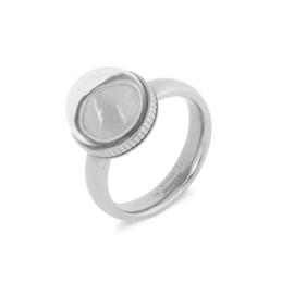 Melano Jewelry Globe Ring - Zilver