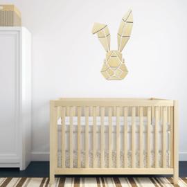 houten wanddecoratie • Konijn
