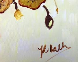 schilderij Het schattig boeket, 50 x 40 cm