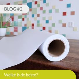Blog #2 • Welke raamfolie is de beste?