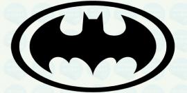 auto sticker • batman