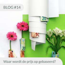 Blog #14 • Mooie ontwerpen raamfolie, maar waar wordt de prijs op gebaseerd?