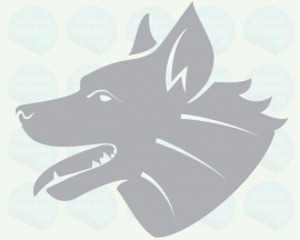 auto sticker • hond 3