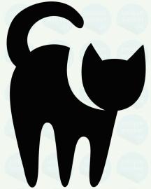 auto sticker • kat 6