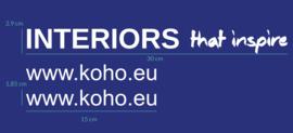 autostickers set - KOHO