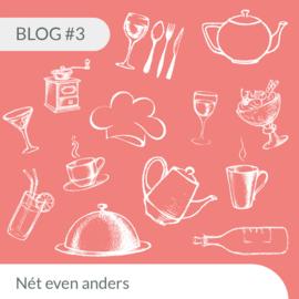 Blog #3 • Nét even anders