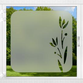 raamfolie tegel • Botanisch • 6