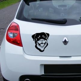 auto sticker • rottweiler