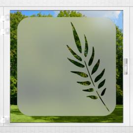 Raamfolie tegel • Botanisch • 3