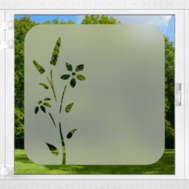 Raamfolie tegel • Botanisch • 5