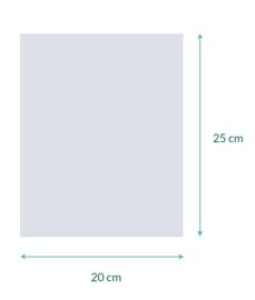 raamfolie monster  •  20 x 25 cm