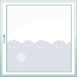 statische raamfolie • Airflow