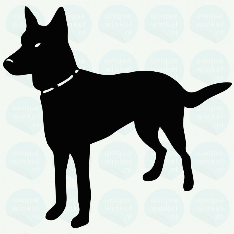 auto sticker • hond 5