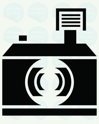 auto sticker • camera