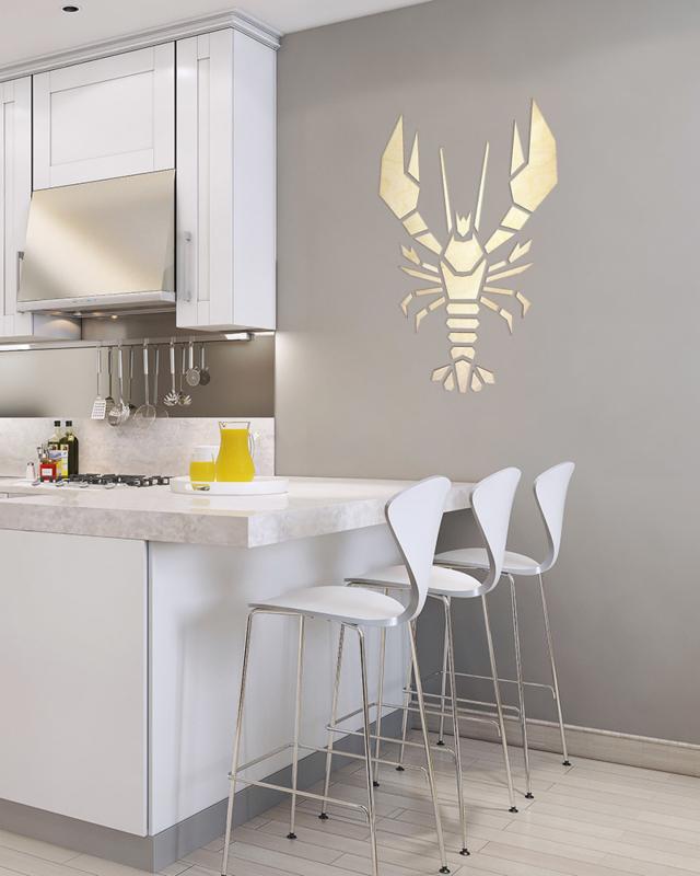 Muurdecoratie Voor Keuken.Houten Wanddecoratie Uniquewinkel
