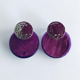 Bella schelp paars