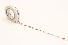 MT Masking Tape OKOKORO - Tape 2