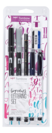 "Tombow Lettering Set ""Beginner"""