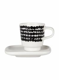 MARIMEKKO Espresso Kop & Schotel Siirtolapuutarha