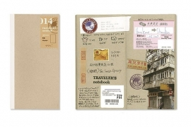 TRAVELER`S Notebook - Refill 014 : Kraft Paper