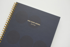 Livework Journal Daily - Navy Dot
