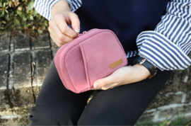 Livework Pocket Pouch - Dry Rose
