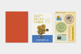 2022 Monthly Refill Passport Size