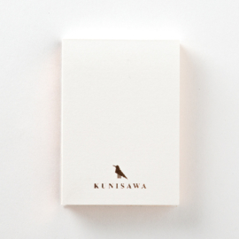 Kunisawa - Find Sticky Memo - White