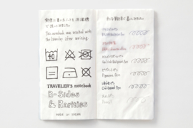 LTD TRAVELER'S Notebook Refill Washable Paper