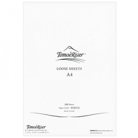Tomoe River Paper - 100 sheets A4 White