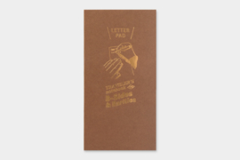 PRE ORDER - LTD TRAVELER'S Notebook Refill Letter Pad