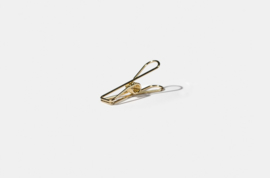 Tools to Liveby Wire Clip - Gold