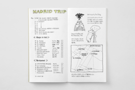 TRAVELER`S Notebook PP - Refill 014 Dot grid