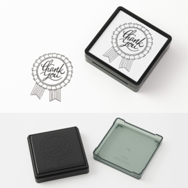 Midori Paintable Stamp - Thank You