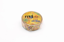 MT EX Masking Tape ORANGE JUICE