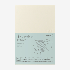 Midori MD Paper A6 Sticky Notes Grid