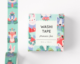 Marijke Buurlage Washi tape - Princess Fox