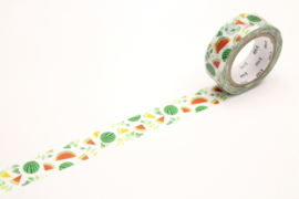 MT Masking Tape Ex WATERMELON