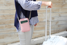 Livework Side Bag - Indiepink