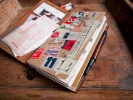 TRAVELER`S Notebook - Refill 012 : Sketch Paper