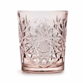 Hobstar Tumbler Light Rose- glas 35 cl