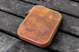 Galen Leather Collector Pen Case for 14 Kaweco Pens