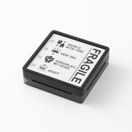 Midori Paintable Stamp - Fragile