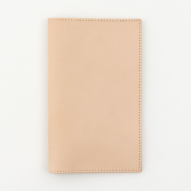 Midori MD Goat Leather Cover - B6 slim